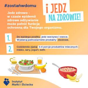IMID_zostan-w-domu-jedz na zdrowie_1