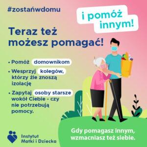 IMID_zostan-w-domu-pomoz innym